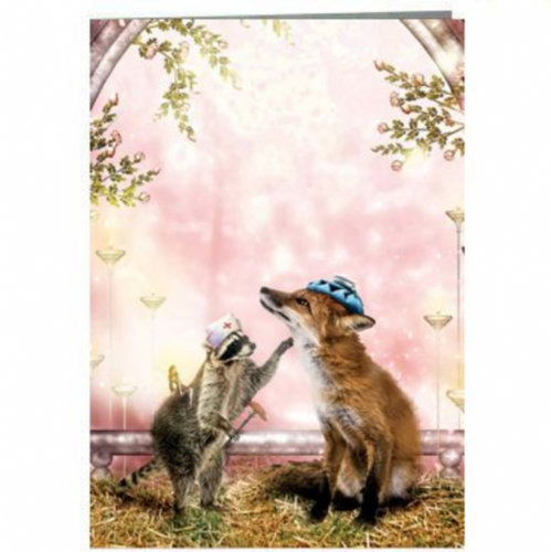 Healing Touch Get Well Card | Tree-Free Greetings®